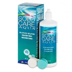 Płyn SOLO CARE AQUA 360ml+90ml